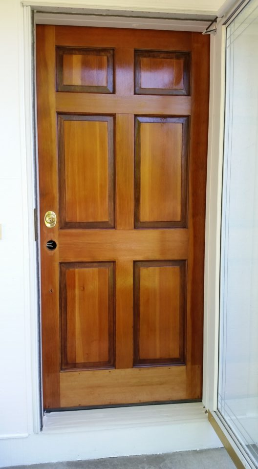 Door Refinishing In Woodbury Complete Custom Painting LLC